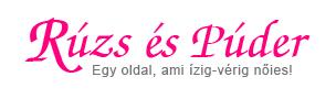 Rúzs és Púder logó