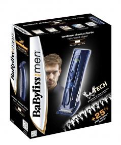 W-Tech akkus haj és szakállnyíró ba8a04843f